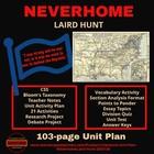 Unit Plan-Neverhome(Laird Hunt)