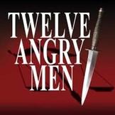 Unit plan: 12 Angry Men by Reginald Rose