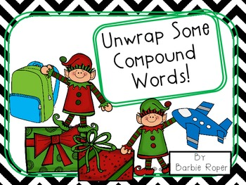 Unwrap Some Compound Words (FREEBIE)