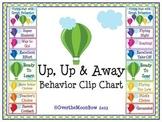 Up, Up & Away Behavior Clip Chart