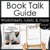 Book Talks:  A Guide to Running  Successful Book Talks in