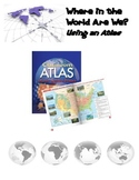 Using An Atlas