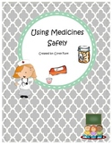 Using Medicine Safely Red Ribbon Week Lesson Plan