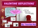 VALENTINE Quotes Writing Practice: RACE Strategy W7.2
