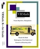 VRMath Curriculum for PreK-2