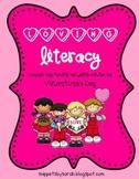 Valentine Literacy Unit PLUS (Loving to the Core!)