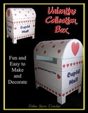 Valentine Mailbox Easy to Make and Fun to Decorate - Valen