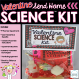 Valentine Science Kits {Send Home Science!}