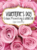 Valentine's Day Close Reading and Writing *After Valentine