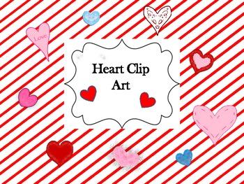 Valentine/Heart Clip Art
