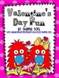 Valentine's Activity Packet
