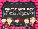 Valentine's Box Book Reports