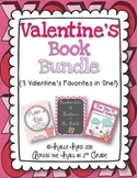 Valentine's Day Book BUNDLE {Activities & Printables}
