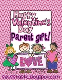 Valentine's Day Coupon Book (Parent Gift)