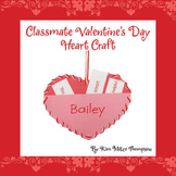 Valentine's Day Craft with Activity to bring students together