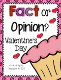 Valentine's Day Fact or Opinion [Literacy Center]