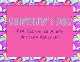 Valentine's Day Figurative Language Activity