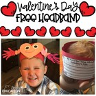 Valentine's Day Headband Craft Freebie