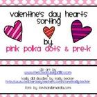 Valentine's Day Heart Sort