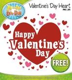 Valentine's Day Heart Stamp — FREE!
