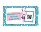 Valentine's Day QR Code Read Alouds