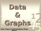 MATH GRAPHS & DATA Introduction to Various Graph Types Pow
