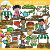 Vegetable Garden Clip Art