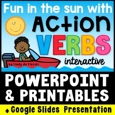 Verbs {PowerPoint & Worksheets}