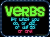 Verbs Verb Tense Activities