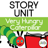 Very Hungry Caterpillar Story Unit