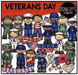 Veterans Day Clip Art Bundle