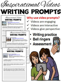 Video Writing Prompts (Grades 5-12)