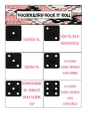 Vocabulary Rock N' Roll