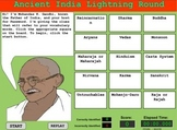 Vocabulary Terms Game -  Ancient India - Bill Burton