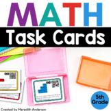 Volume Task Cards - Common Core Aligned for 5th Grade!