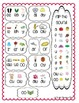 Vowel Digraph Chart