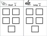 Vowel Sort for Long and Short Vowels