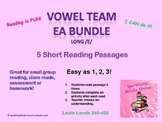Vowel Team Bundle Long /e/ EA