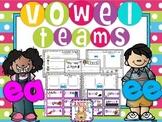 Vowel Teams Pack: EA & EE