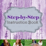 MICROSOFT WORD & POWERPOINT - Step by Step Instruction Boo
