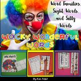 Wacky and Wonderful Word Families