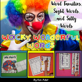 Word Families and Other Wacky Words