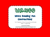 Wahoo - Contractions