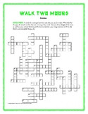 Walk Two Moons: Simile Crossword--Clues Are Similes from t