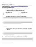 Wall Street Careers Worksheet