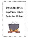 Wanda the Witch Word Wall Helper