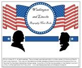 Washington and Lincoln: Biography Mini-Books