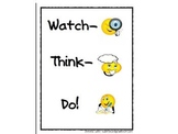 Watch Think Do!