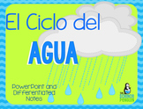 Spanish Water Cycle PowerPoint