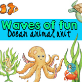 Waves of Fun: Ocean Animals Unit